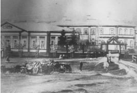 Ирбитской больнице - 135 лет
