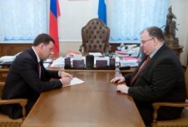 Евгений Куйвашев подписал указ о назначении Андрея Цветкова министром здравоохранения Свердловской области