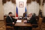 О назначении на должность М.К. Хафизова