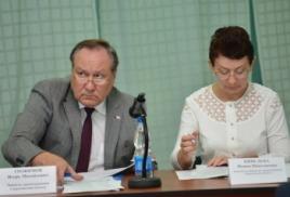 Совещание с руководителями медицинских организаций ВУО